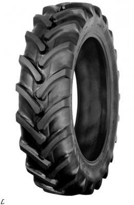 Akuret 358 R-1 Tires