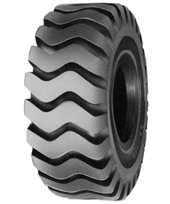 Akuret E-3 Rock Loader Tires
